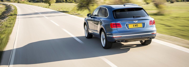 Rekordní, 435koňová Bentayga Diesel se zapisuje do historie! Jde o vůbec první naftové Bentley