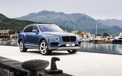 Rekordná, 435-koňová Bentayga Diesel sa zapisuje do histórie! Ide o vôbec prvé naftové Bentley