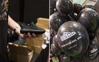 Release detských Yeezy Boost 350 sa vďaka Footshopu konal netradične v hračkárstve Hamleys