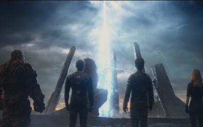 Remake Fantastické čtyřky dostává první trailer, připravte se na nové zpracování komiksu