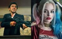 Remake gangsterskej klasiky Scarface uvidíme v podaní režiséra komiksovky Suicide Aquad či vojnového Fury