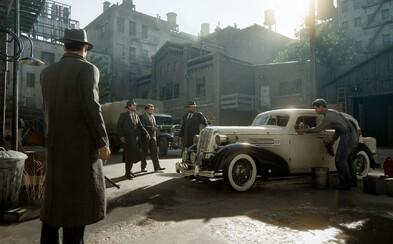 Remake Mafie láká v novém traileru na život gangstera. Jedna z nejočekávanějších her roku je už za dveřmi