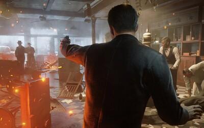 Remake první Mafie odhalil gameplay! Hra spojuje to nejlepší ze všech tří dílů