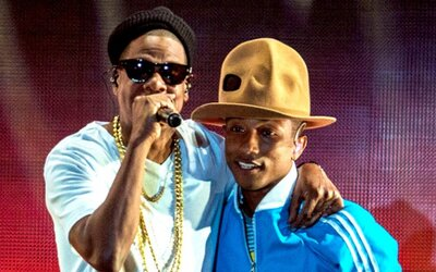 Remix na Pharrellov a Jay Z-ho Frontin' v rukách Disclosure