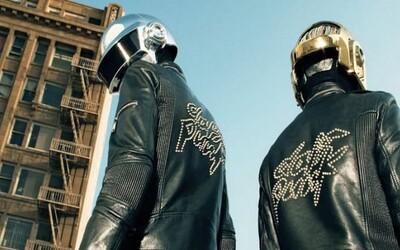 Remixové LP od Daft Punk je konečně celosvětově dostupné