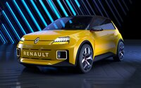 Renault ukázal svoje nové retro logo. Symbolizuje budúcnosť, ktorá má byť moderná a technologická