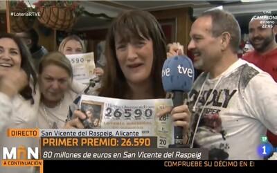Reportérka počas vysielania vyhrala v lotérii. Oznámila, že sa už nevráti do práce, neskôr to oľutovala