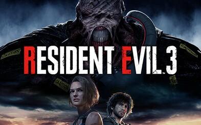 Resident Evil 3 Remake je ohlášen, sleduj napínavý trailer plný oživlých mrtvol