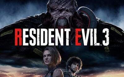 Resident Evil 3 Remake je ohlásený cez napínavý trailer plný zombíkov. Hra s hrôzostrašným Nemesisom dorazí už o pár mesiacov