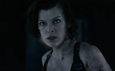Resident Evil hľadí v novom traileri na kvantitu. Alice čelí státisícom zombíkov