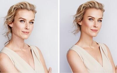 Reťazec drogérií zakázal retušovať fotky modeliek. Zákazníkom chce ukazovať už len autentickú krásu