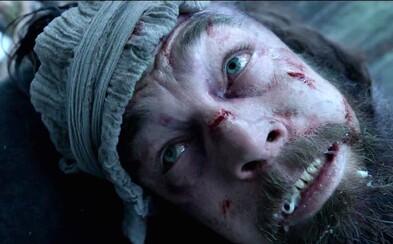Revenant s DiCapriom sa pripomína na nových záberoch plných vražednej a mrazivej prírody