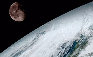 Revolúcia v meteorológii. Americká sonda začala snímať Zem v mimoriadne vysokej kvalite a rýchlosti