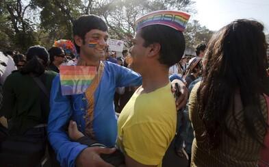Revolučný krok: Sex medzi homosexuálmi už v Indii nie je zločinom