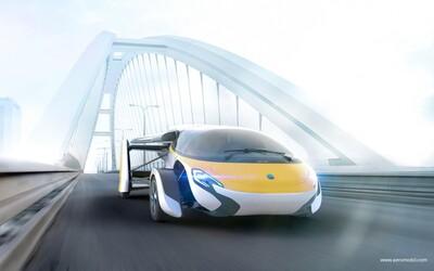 Revoluční slovenský AeroMobil jde do prodeje. První komerčně dostupná kombinace auta s letadlem může brzy zaparkovat i v tvé garáži