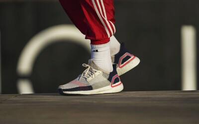 Revoluční tenisky Ultraboost 19 od adidas s výjimečnou technologií putují do prodeje
