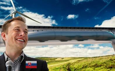 Revolučný dopravný prostriedok Hyperloop na Slovensku? Do Bratislavy si naše myšlienky príde vypočuť riaditeľ spoločnosti