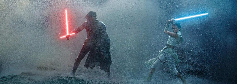 Rey ovláda duálny svetelný meč! V novom traileri pre Star Wars: Episode IX z nej šíri temná sila