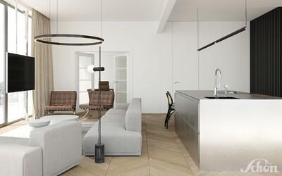 Rezidenční projekt Schön bude pýchou v rámci nových možnosti bydlení v Bratislavě