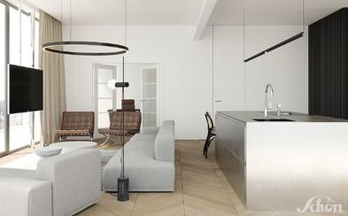 Rezidenčný projekt Schön na Obchodnej ulici bude pýchou v rámci nových možnosti bývania v Starom Meste