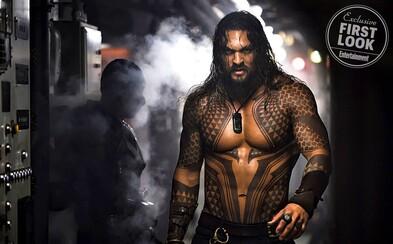 Režisér Aquamana James Wan upresnil počet záporákov v chystanej komiksovke.  Kto bude hlavný nepriateľ kráľa Atlantisu?