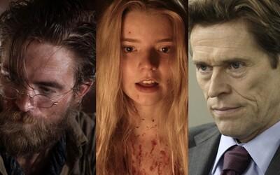Režisér brilantného hororu Čarodejnica natočí s Robertom Pattinsonom a Willemom Dafoeom fantasy horor The Lighthouse