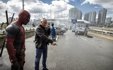 Režisér Deadpoola chcel mať pokračovanie vo forme blockbusteru gigantických rozmerov. Musel sa preto pakovať