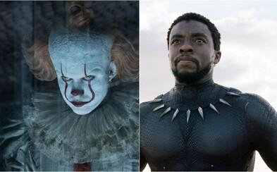 Režisér It plánuje spojiť oba filmy do 4-hodinovej verzie a Black Panther 2 by sa mohol natáčať v roku 2021