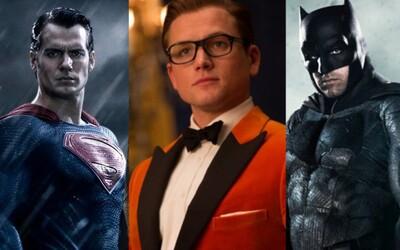 Režisér Kingsmanov, Matthew Vaughn, by rád zachránil filmový svet DC. Podľa svojich slov by bol ochotný zrežírovať hneď niekoľko projektov