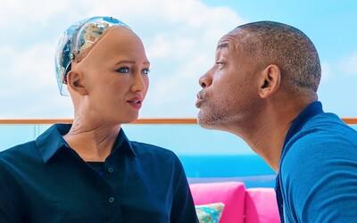 Režisér Kultu hákového kríža chystá komédiu, v ktorej má hlavnú úlohu hrať robot