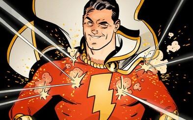 Režisér Lights Out a Annabelle: Creation vyhlásil, že komiksovka Shazam bude najzábavnejšou z celého DC univerza