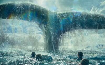 Režisér perfektných Rivalov nám ponúkne súboj Thora s Moby Dickom
