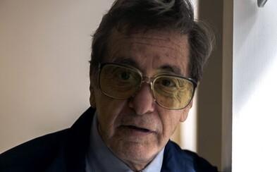 Režisér Rain Mana natočil novú drámu s Al Pacinom. O čom bude a ako v nej vyzerá hlavný hrdina?