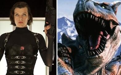 Režisér Resident Evil pokukuje po další videohře. Na velké plátno chce dostat fantasy RPG Monster Hunter