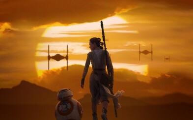 Režisér Star Wars Episode VIII prezrádza prvé informácie o deji, postavách a ich vzťahoch či veľkoleposti tejto časti
