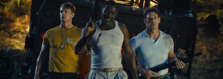Režisér Strážců galaxie natočil nový Suicide Squad. Bláznivý trailer slibuje vtipný letní blockbuster s mluvícím žralokem