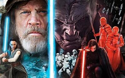"""Režisér The Last Jedi reaguje na kritiku divákov. A čo by podľa neho na jeho mieste spravil legendárny """"otec Star Wars"""" George Lucas?"""