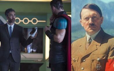 Režisér Thor: Ragnarok si v komédii zahrá imaginárneho Hitlera, ktorý bude priateľom osamoteného chlapca
