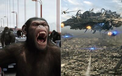 Režisér Zrození planety opic natočí sci-fi, v němž Zemi vládnou mimozemšťané