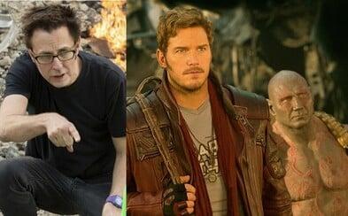 Režiséra obou dílů Guardians of the Galaxy vyhodilo Disney kvůli starým vtipům o znásilnění. Co bude s třetím dílem?