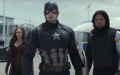 Režiséri Civil War dali jasne najavo, prečo bude tretí Captain America skvelým (nielen) komiksovým filmom