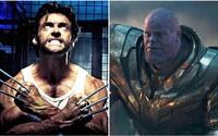 Režiséri Endgame by lusknutím nechali zabiť všetkých X-Men okrem Wolverina. Ten by namotivovaný lovil Thanosa