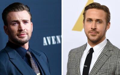 Režiséri Endgame pripravujú film s Ryanom Goslingom a Chrisom Evansom. S rozpočtom 200 miliónov pôjde o najdrahší film od Netflixu