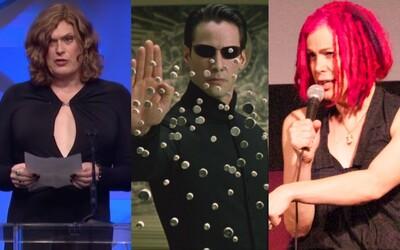 Režiséri Matrixu sú teraz ženami. Celý život ich sprevádzal strach z reakcie ich okolia, ktorý viedol až k pokusu o samovraždu