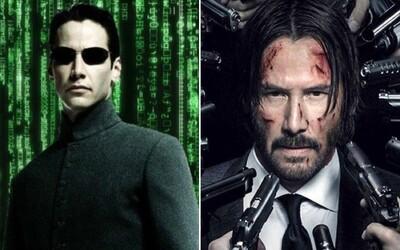 Režiséři trilogie Johna Wicka pracují na Matrixu 4. Slibují návrat ke kořenům a epický sci-fi film