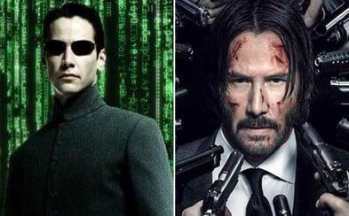 Režiséri trilógie Johna Wicka pracujú na Matrixe 4. Sľubujú návrat ku koreňom a epický sci-fi film