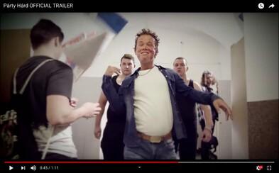Řezník zveřejnil trailer k dalšímu připravovanému filmu Party Hard