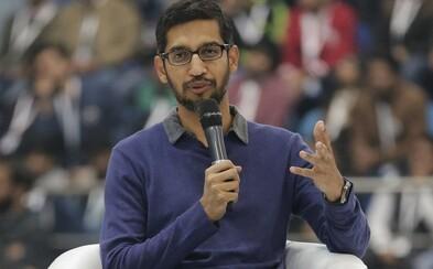 Riaditeľ Google zarobil za minulý rok 100 miliónov dolárov. Sundar Pichai z Indie nemá v ostatných riaditeľoch konkurenciu