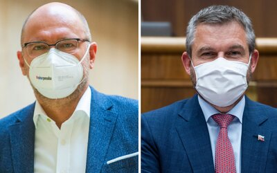 Richard Sulík: Igor Matovič je problémom premiéra Hegera. Eduard Heger by mal konať