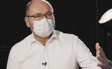 Richard Sulík: Nebudem skákať, ako Igor Matovič píska (Rozhovor)